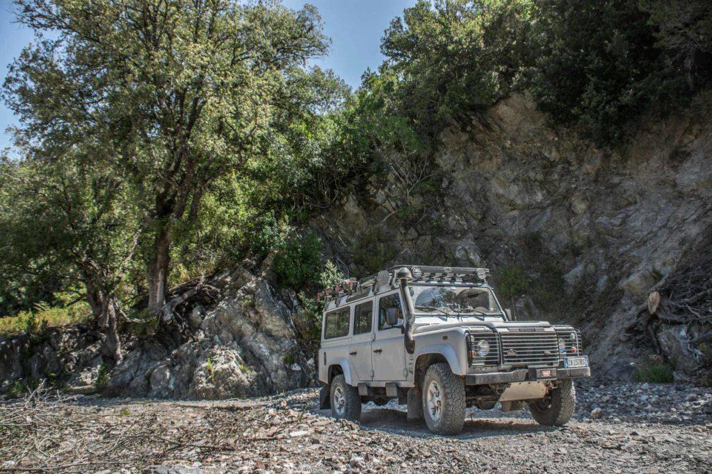 Land Rover Tour Sardegna 2020 – Tappa 02 – Land Rover Experience Italia – Registro Italiano Land Rover-51