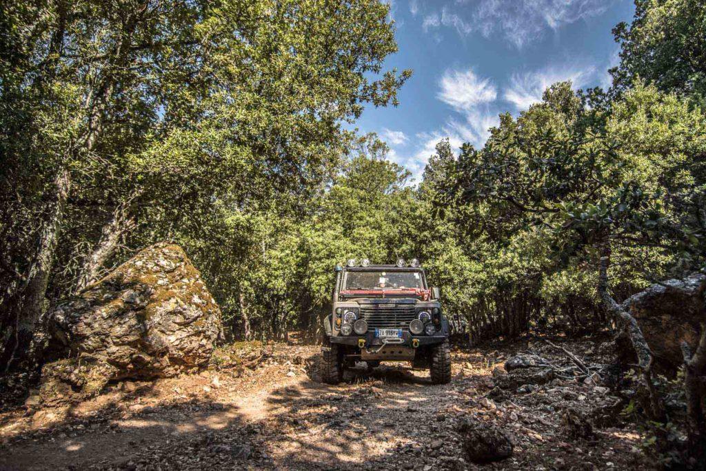 Land Rover Tour Sardegna 2020 – Tappa 02 – Land Rover Experience Italia – Registro Italiano Land Rover-52