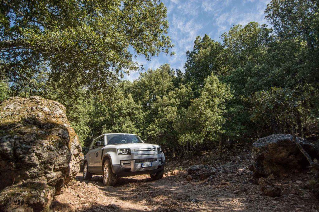 Land Rover Tour Sardegna 2020 – Tappa 02 – Land Rover Experience Italia – Registro Italiano Land Rover-59
