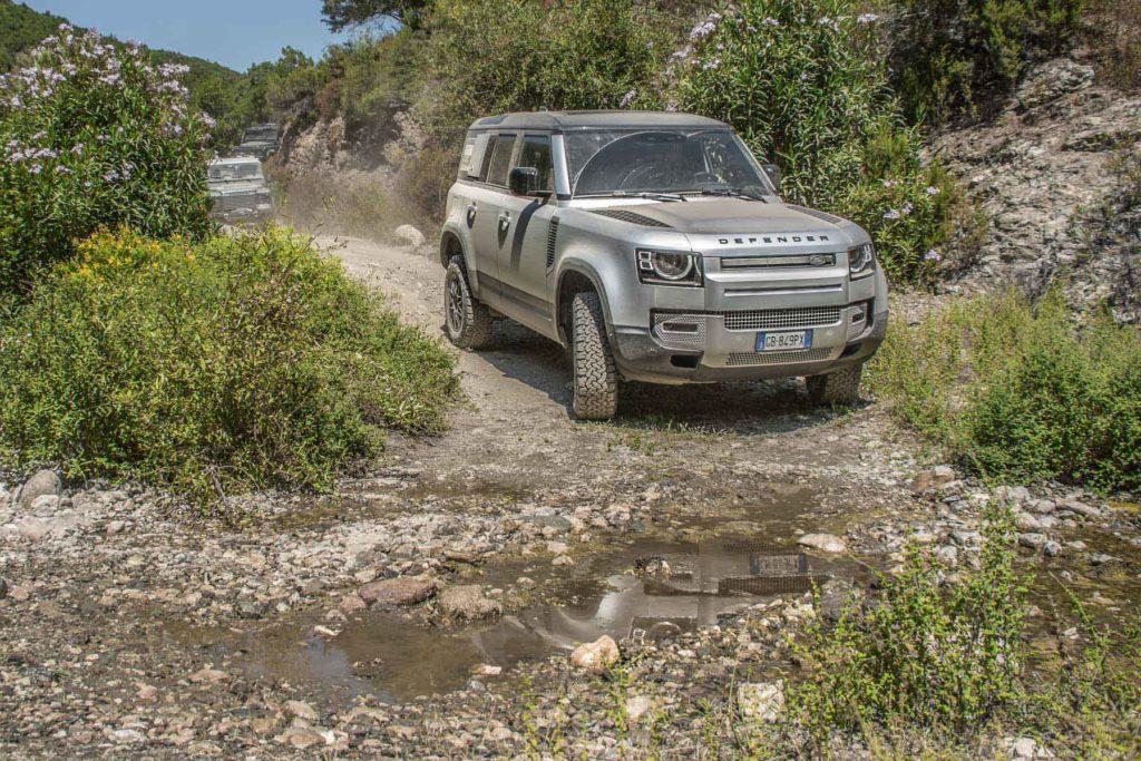 Land Rover Tour Sardegna 2020 – Tappa 02 – Land Rover Experience Italia – Registro Italiano Land Rover-6