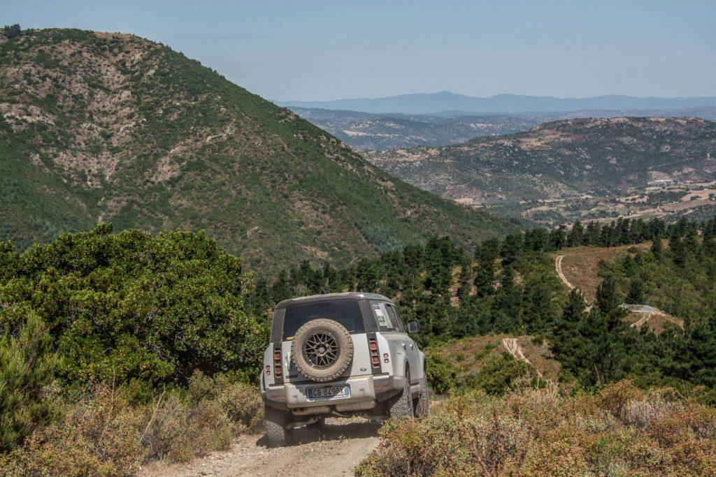 Land Rover Tour Sardegna 2020 – Tappa 02 – Land Rover Experience Italia – Registro Italiano Land Rover-60