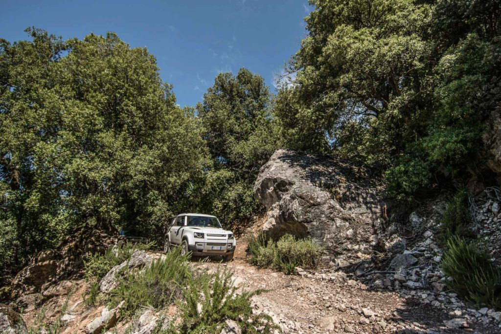 Land Rover Tour Sardegna 2020 – Tappa 02 – Land Rover Experience Italia – Registro Italiano Land Rover-62