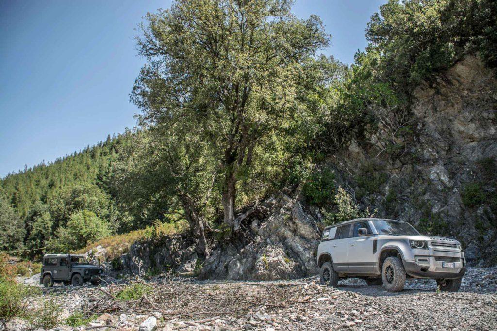 Land Rover Tour Sardegna 2020 – Tappa 02 – Land Rover Experience Italia – Registro Italiano Land Rover-63