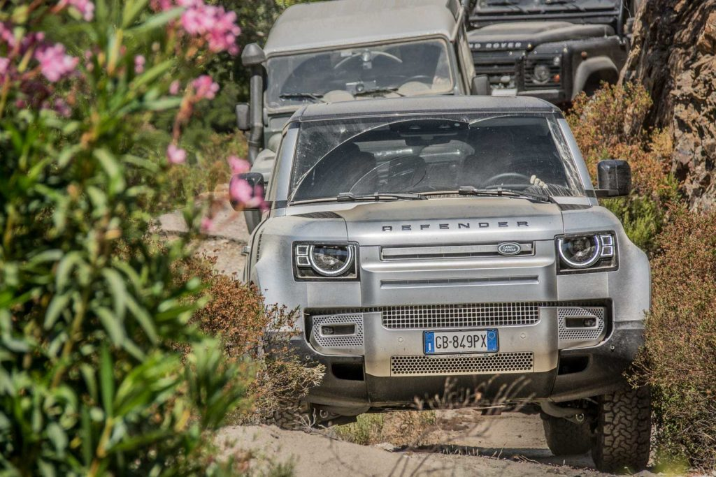 Land Rover Tour Sardegna 2020 – Tappa 02 – Land Rover Experience Italia – Registro Italiano Land Rover-64