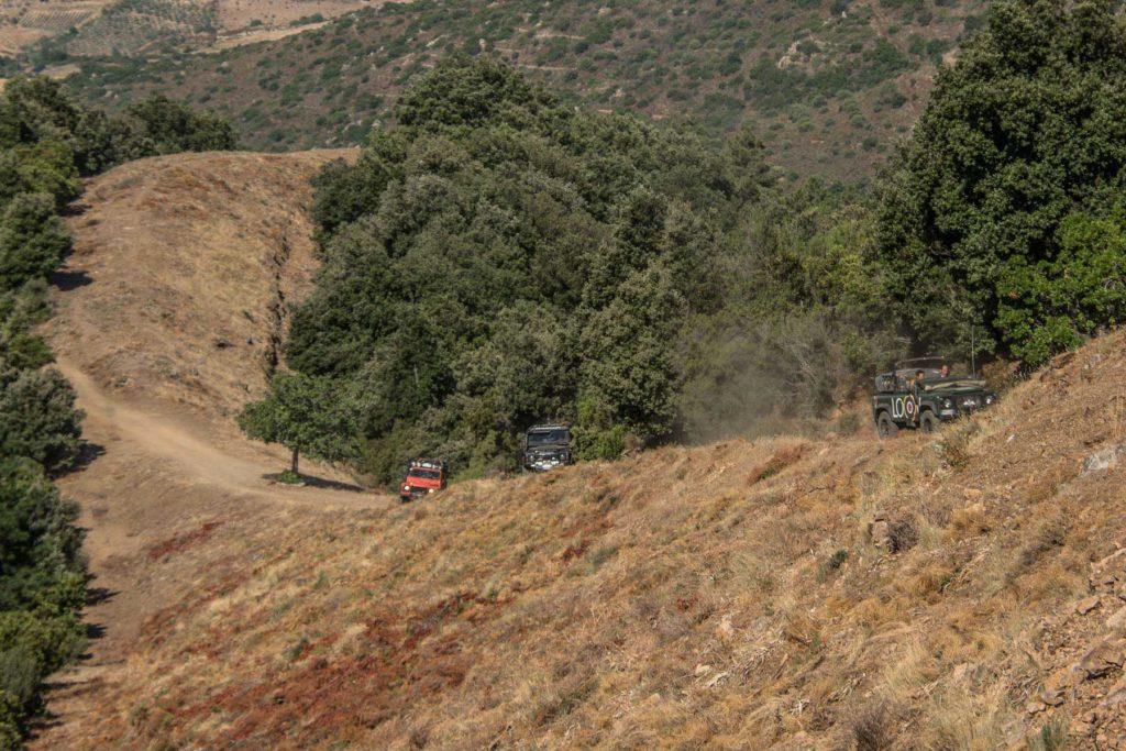 Land Rover Tour Sardegna 2020 – Tappa 02 – Land Rover Experience Italia – Registro Italiano Land Rover-66