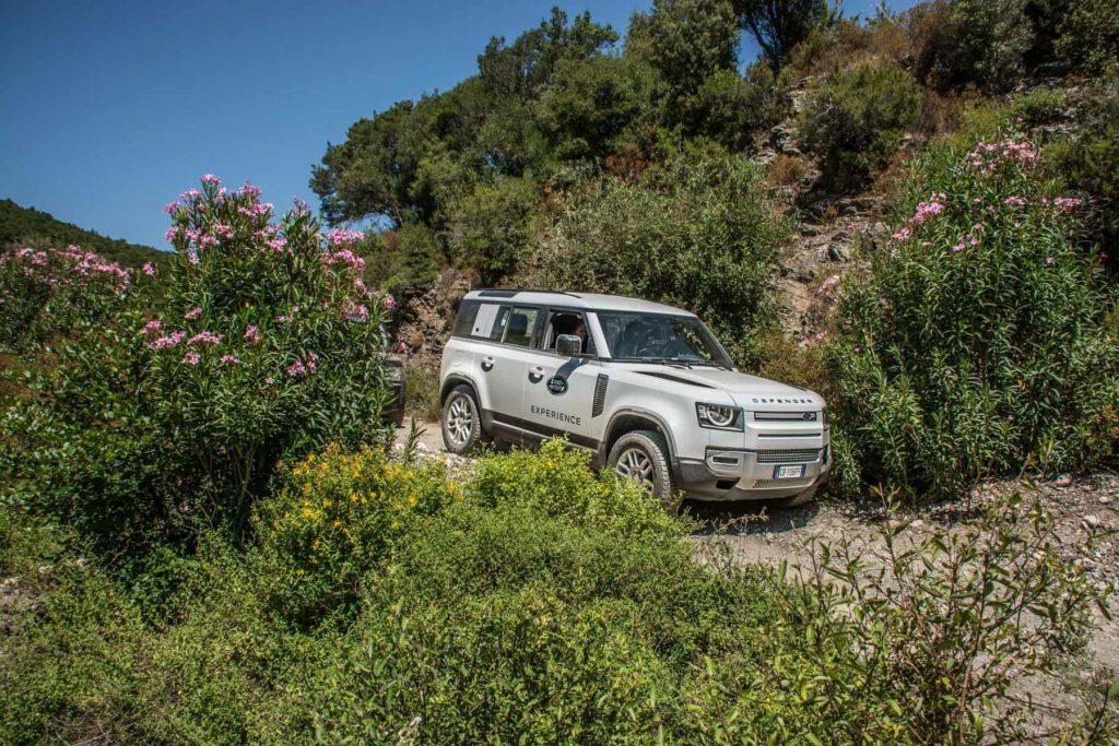 Land Rover Tour Sardegna 2020 – Tappa 02 – Land Rover Experience Italia – Registro Italiano Land Rover-69