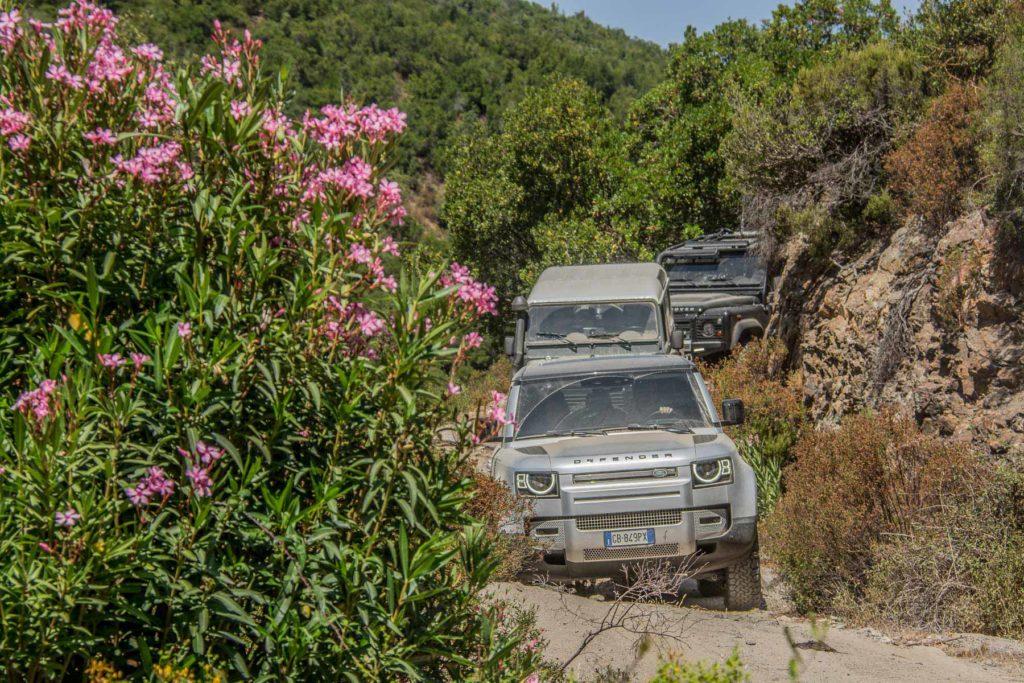 Land Rover Tour Sardegna 2020 – Tappa 02 – Land Rover Experience Italia – Registro Italiano Land Rover-70