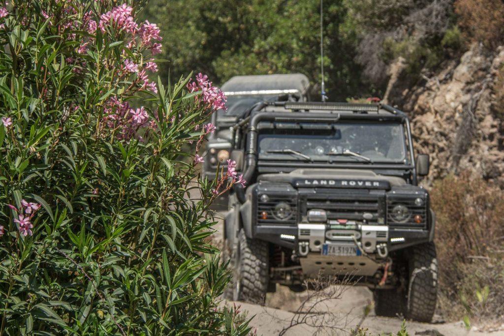 Land Rover Tour Sardegna 2020 – Tappa 02 – Land Rover Experience Italia – Registro Italiano Land Rover-73