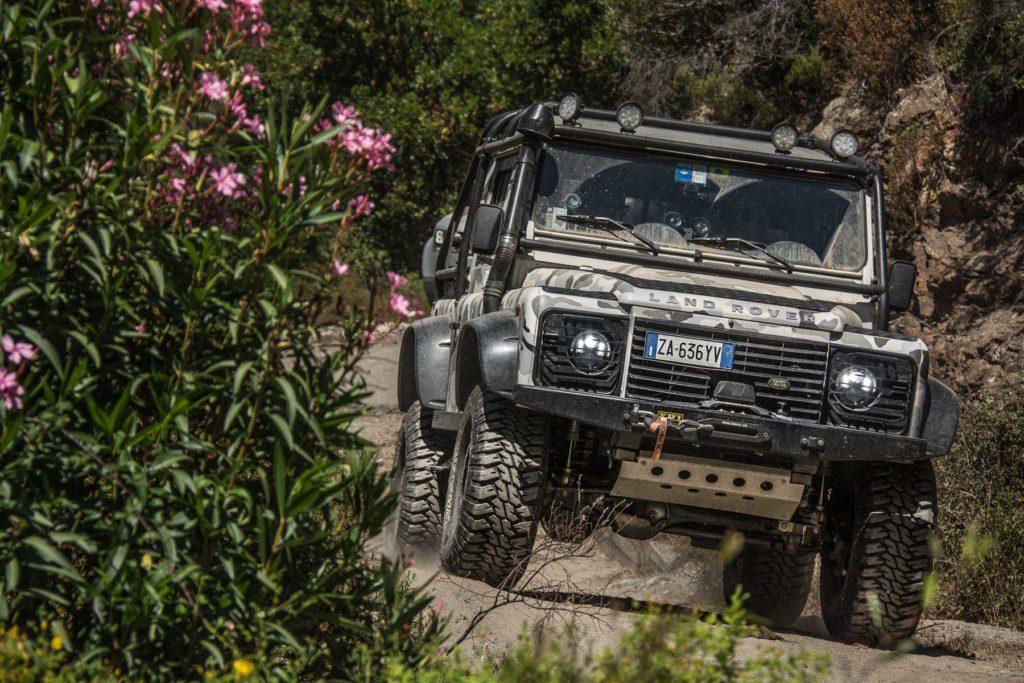 Land Rover Tour Sardegna 2020 – Tappa 02 – Land Rover Experience Italia – Registro Italiano Land Rover-74