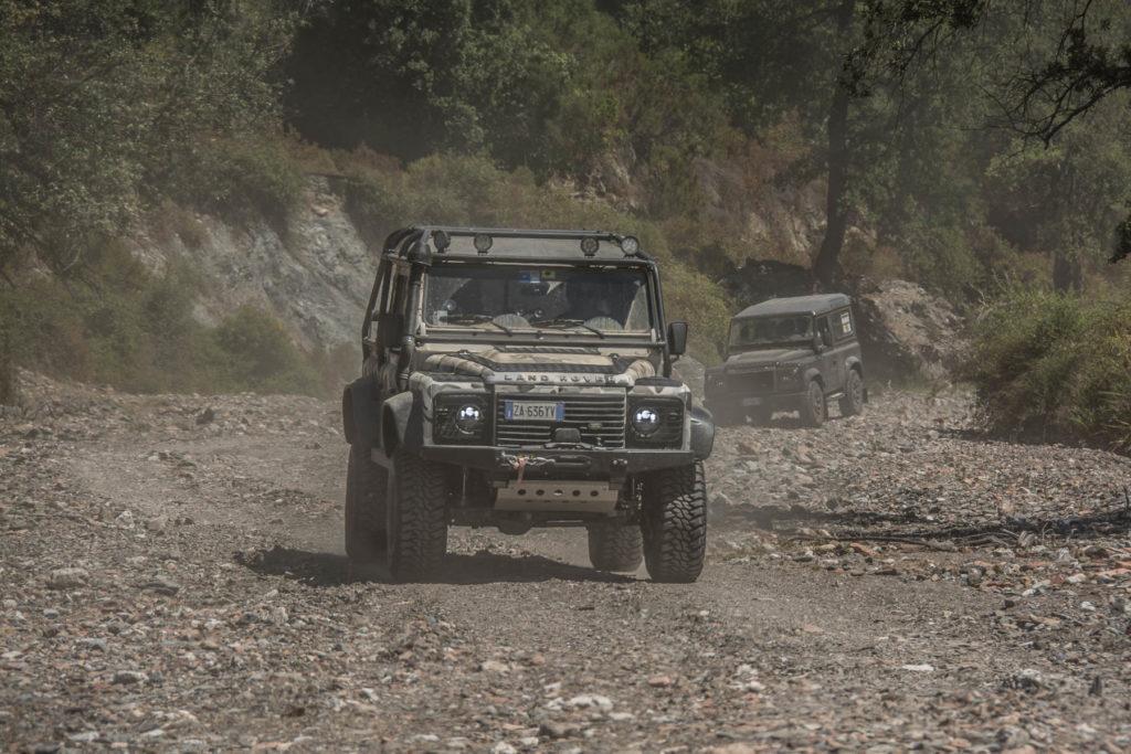 Land Rover Tour Sardegna 2020 – Tappa 02 – Land Rover Experience Italia – Registro Italiano Land Rover-76
