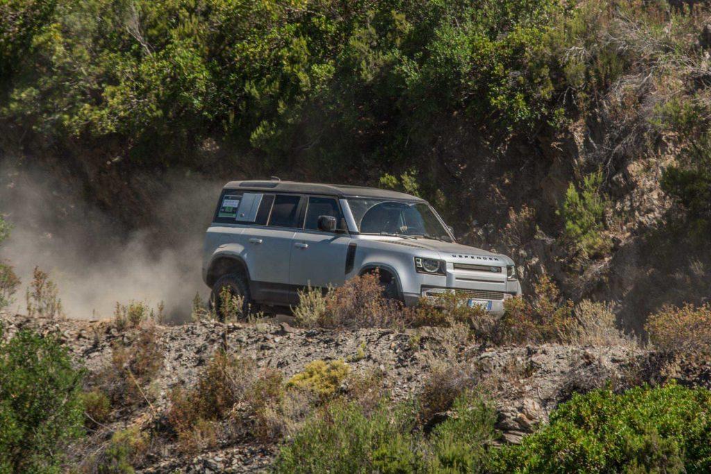 Land Rover Tour Sardegna 2020 – Tappa 02 – Land Rover Experience Italia – Registro Italiano Land Rover-77