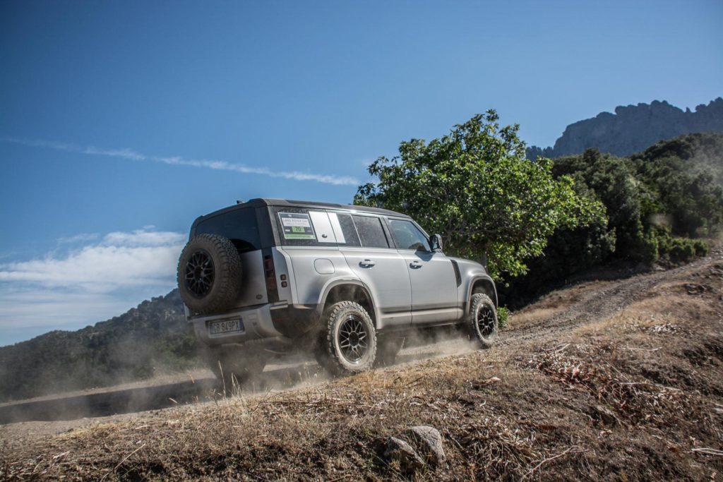 Land Rover Tour Sardegna 2020 – Tappa 02 – Land Rover Experience Italia – Registro Italiano Land Rover-78