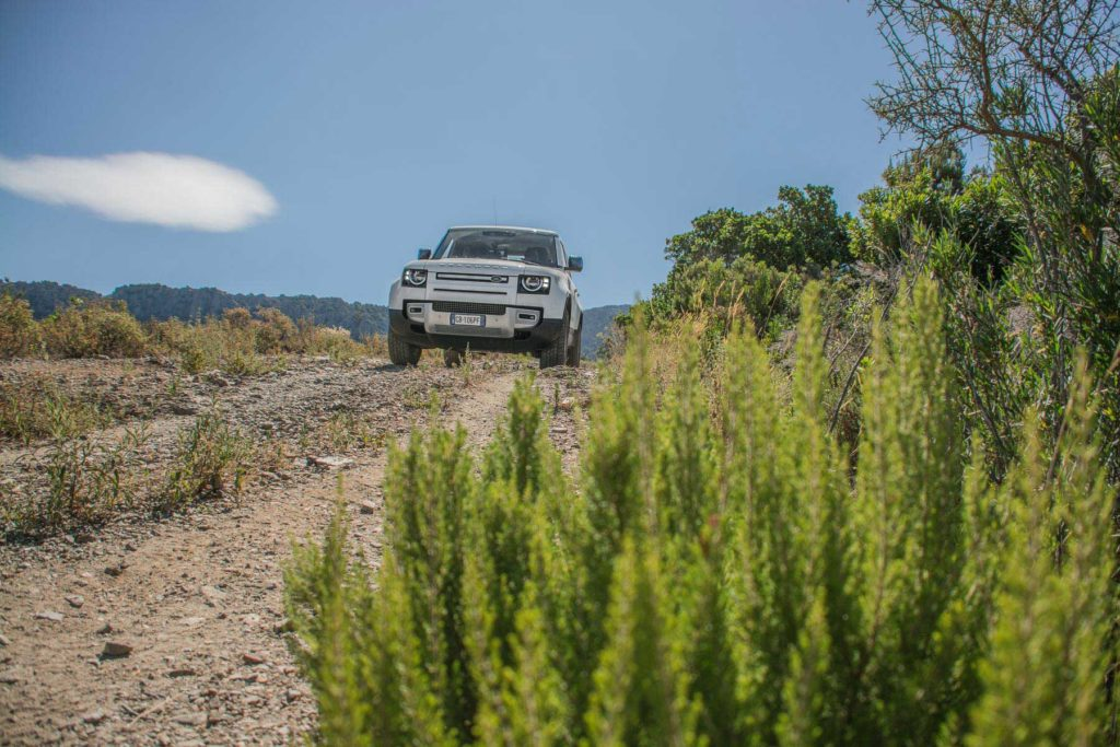 Land Rover Tour Sardegna 2020 – Tappa 02 – Land Rover Experience Italia – Registro Italiano Land Rover-8