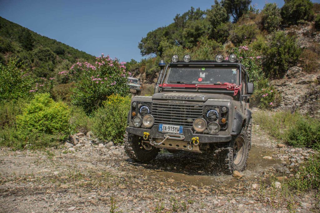 Land Rover Tour Sardegna 2020 – Tappa 02 – Land Rover Experience Italia – Registro Italiano Land Rover-82