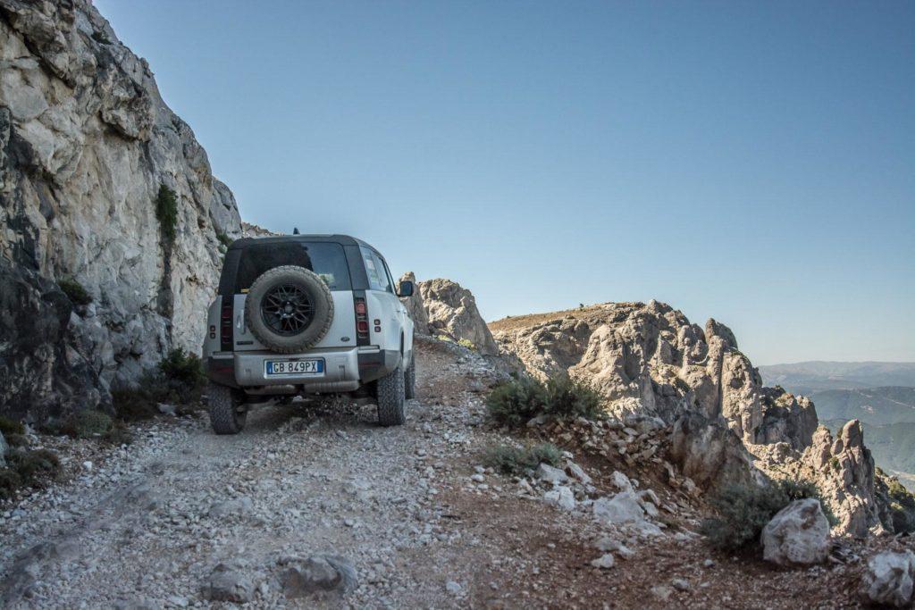 Land Rover Tour Sardegna 2020 – Tappa 03 – Land Rover Experience Italia – Registro Italiano Land Rover