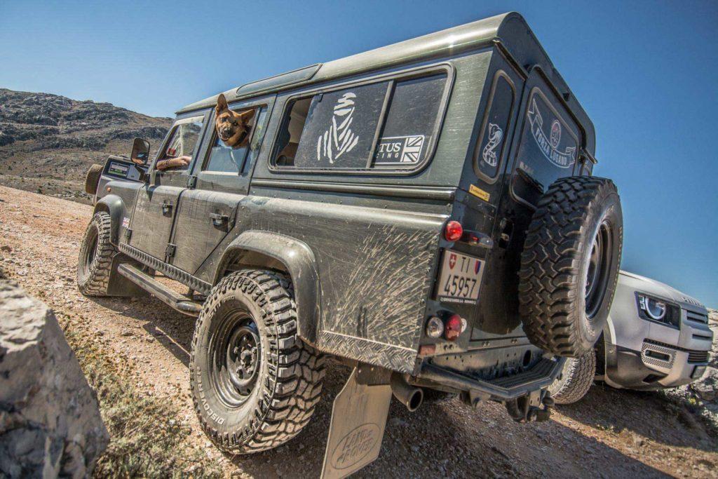 Land Rover Tour Sardegna 2020 – Tappa 03 – Land Rover Experience Italia – Registro Italiano Land Rover-113