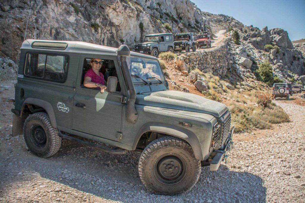 Land Rover Tour Sardegna 2020 – Tappa 03 – Land Rover Experience Italia – Registro Italiano Land Rover-13