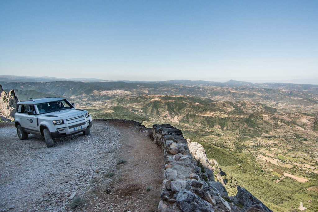 Land Rover Tour Sardegna 2020 – Tappa 03 – Land Rover Experience Italia – Registro Italiano Land Rover-15