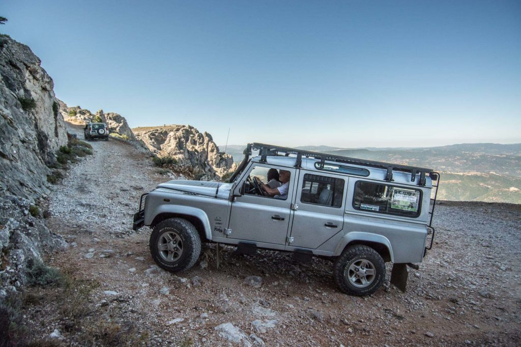 Land Rover Tour Sardegna 2020 – Tappa 03 – Land Rover Experience Italia – Registro Italiano Land Rover-16