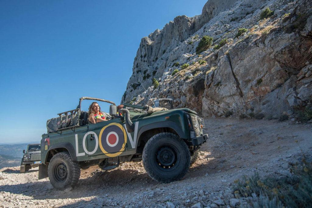 Land Rover Tour Sardegna 2020 – Tappa 03 – Land Rover Experience Italia – Registro Italiano Land Rover-17