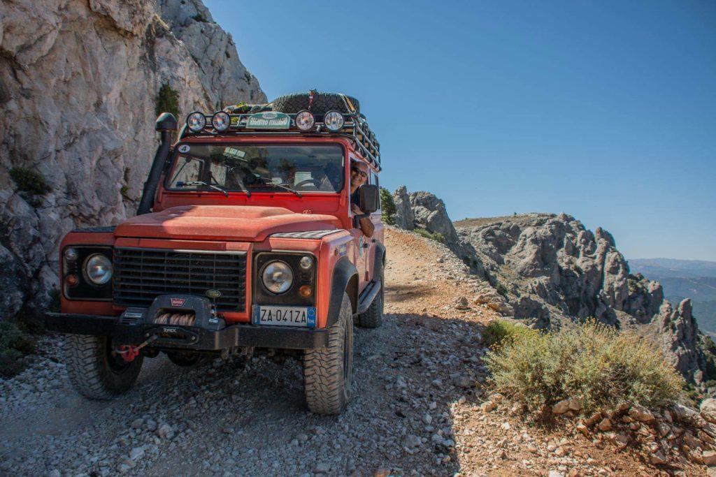 Land Rover Tour Sardegna 2020 – Tappa 03 – Land Rover Experience Italia – Registro Italiano Land Rover-22