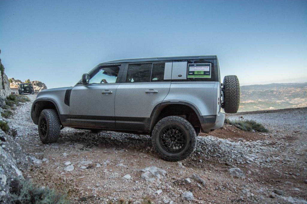 Land Rover Tour Sardegna 2020 – Tappa 03 – Land Rover Experience Italia – Registro Italiano Land Rover-25