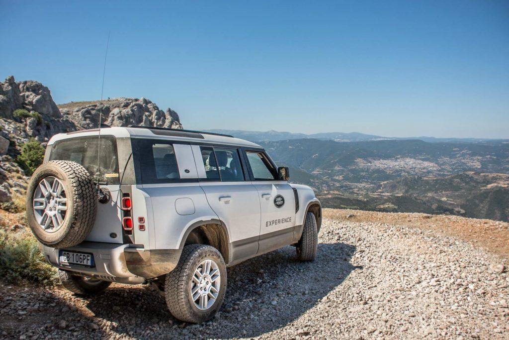Land Rover Tour Sardegna 2020 – Tappa 03 – Land Rover Experience Italia – Registro Italiano Land Rover-31