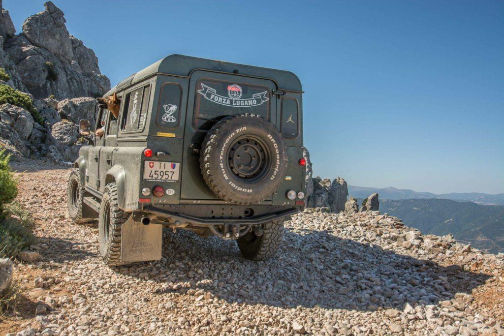 Land Rover Tour Sardegna 2020 – Tappa 03 – Land Rover Experience Italia – Registro Italiano Land Rover-36