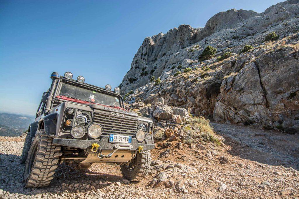 Land Rover Tour Sardegna 2020 – Tappa 03 – Land Rover Experience Italia – Registro Italiano Land Rover-38