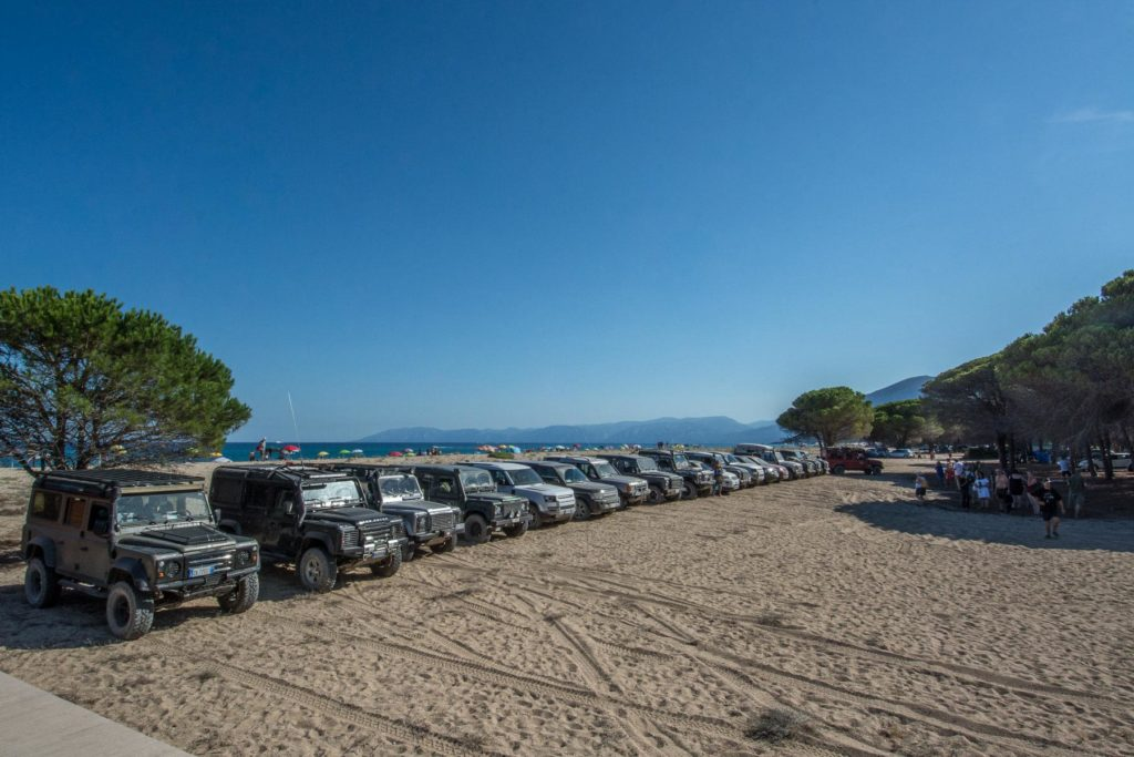 Land Rover Tour Sardegna 2020 – Tappa 03 – Land Rover Experience Italia – Registro Italiano Land Rover-41