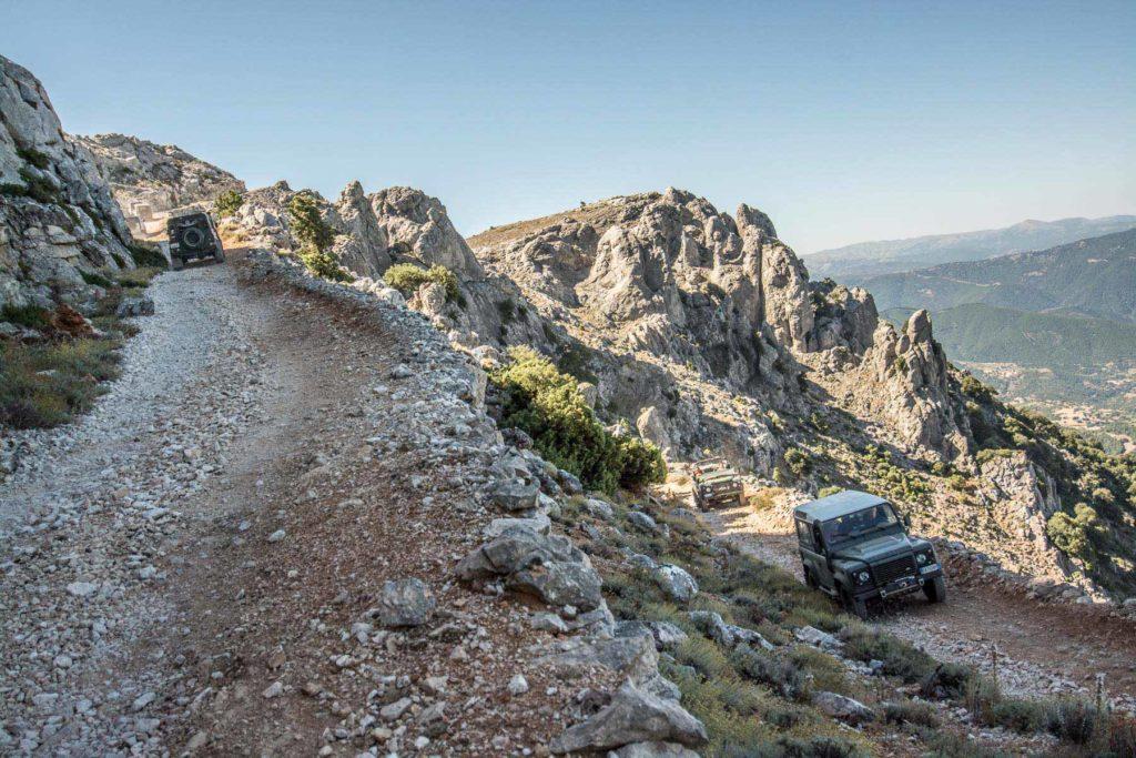 Land Rover Tour Sardegna 2020 – Tappa 03 – Land Rover Experience Italia – Registro Italiano Land Rover-5