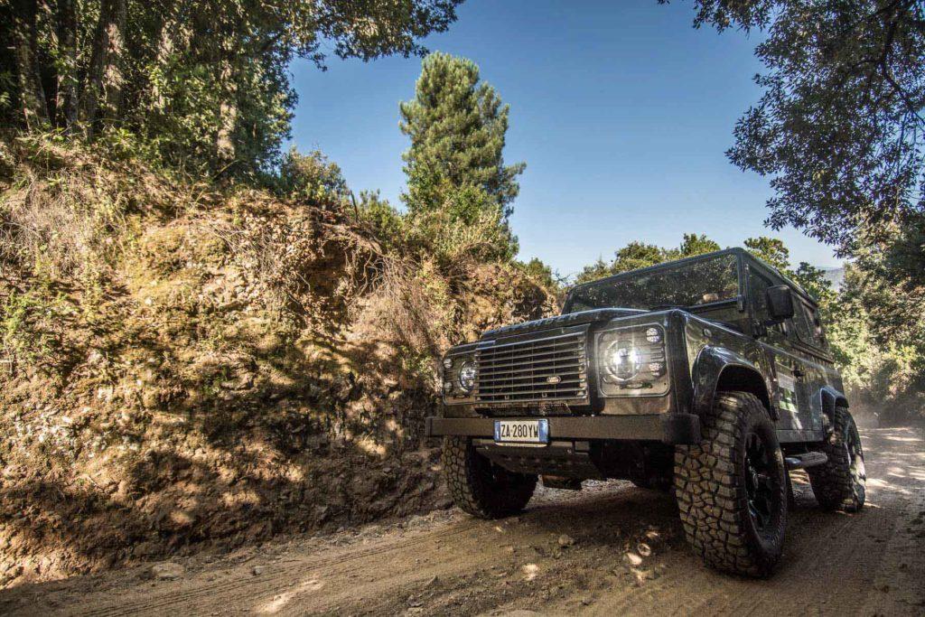Land Rover Tour Sardegna 2020 – Tappa 03 – Land Rover Experience Italia – Registro Italiano Land Rover-50