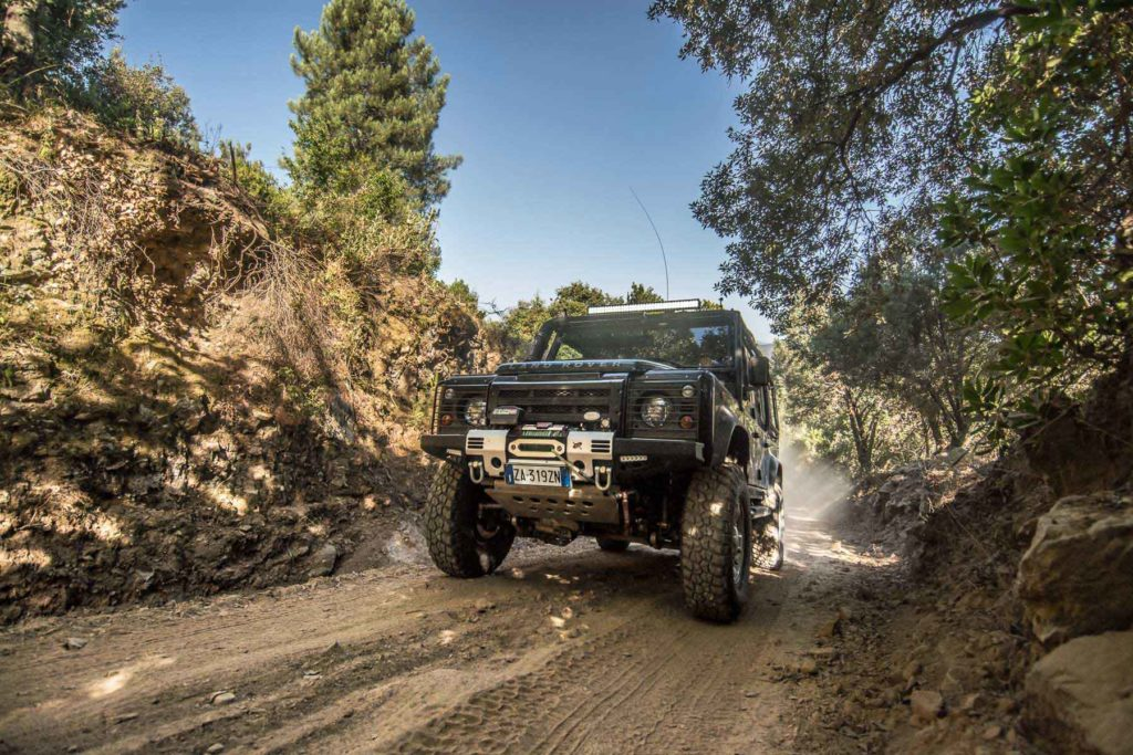 Land Rover Tour Sardegna 2020 – Tappa 03 – Land Rover Experience Italia – Registro Italiano Land Rover-57