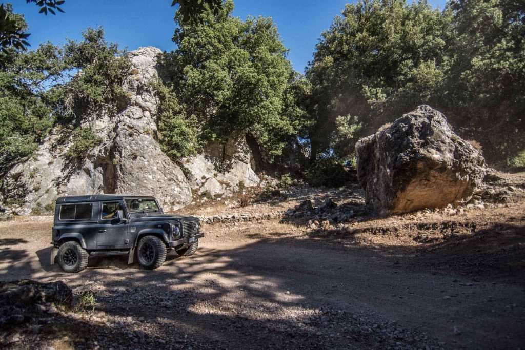 Land Rover Tour Sardegna 2020 – Tappa 03 – Land Rover Experience Italia – Registro Italiano Land Rover-59