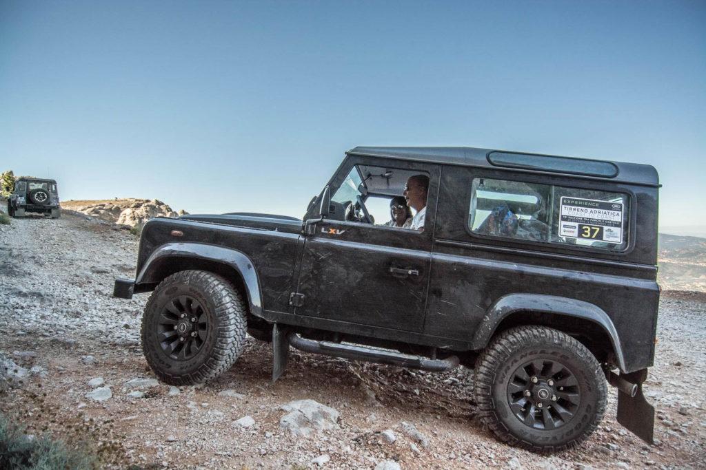 Land Rover Tour Sardegna 2020 – Tappa 03 – Land Rover Experience Italia – Registro Italiano Land Rover-6