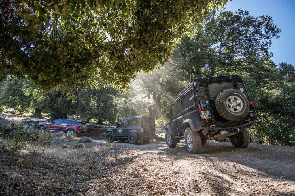 Land Rover Tour Sardegna 2020 – Tappa 03 – Land Rover Experience Italia – Registro Italiano Land Rover-63