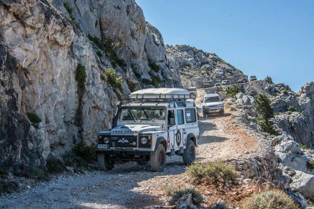 Land Rover Tour Sardegna 2020 – Tappa 03 – Land Rover Experience Italia – Registro Italiano Land Rover-65