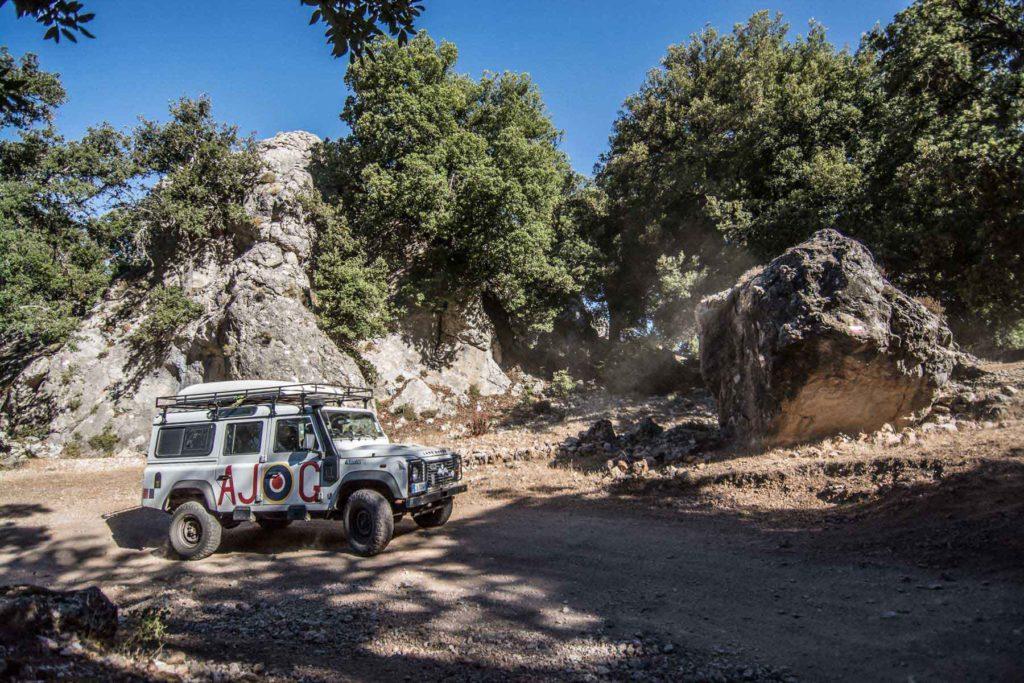 Land Rover Tour Sardegna 2020 – Tappa 03 – Land Rover Experience Italia – Registro Italiano Land Rover-66