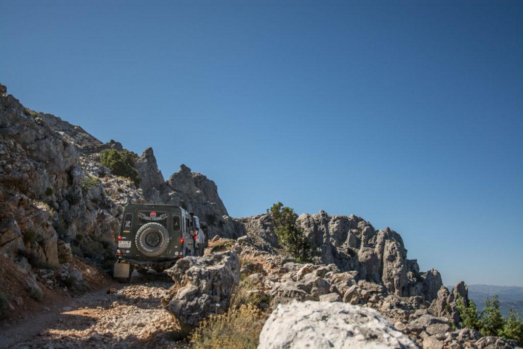 Land Rover Tour Sardegna 2020 – Tappa 03 – Land Rover Experience Italia – Registro Italiano Land Rover-68