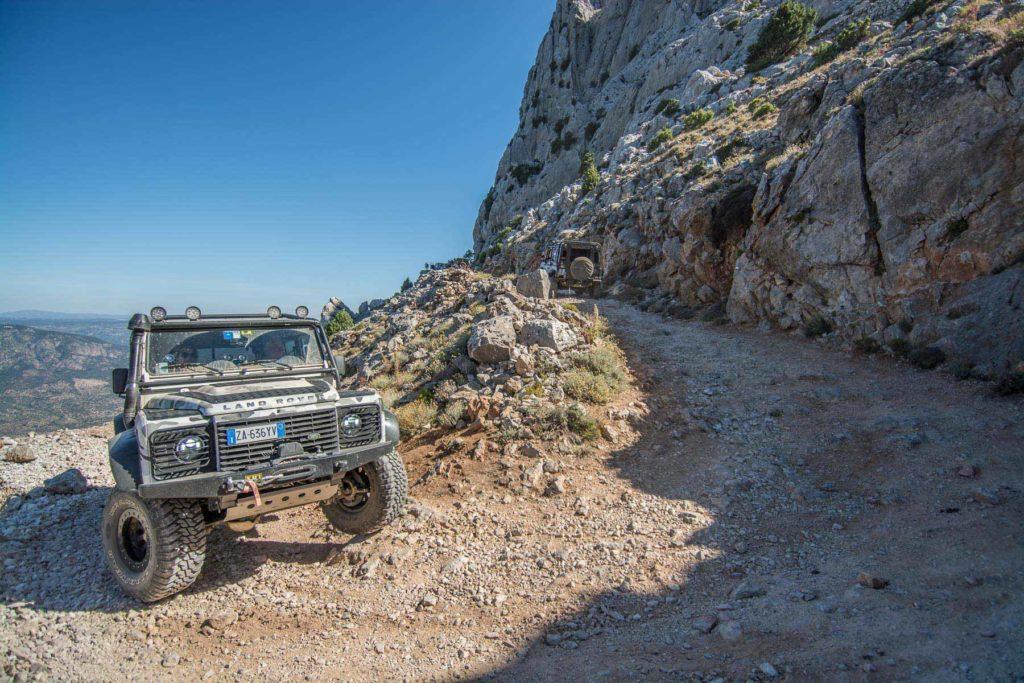 Land Rover Tour Sardegna 2020 – Tappa 03 – Land Rover Experience Italia – Registro Italiano Land Rover-7