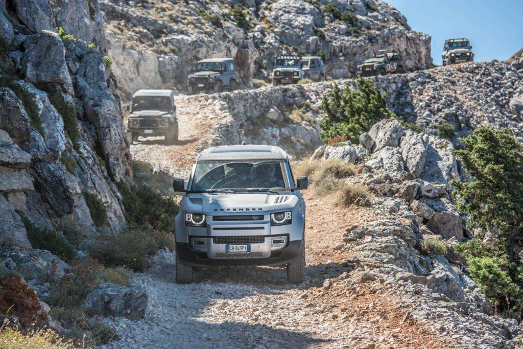 Land Rover Tour Sardegna 2020 – Tappa 03 – Land Rover Experience Italia – Registro Italiano Land Rover-75