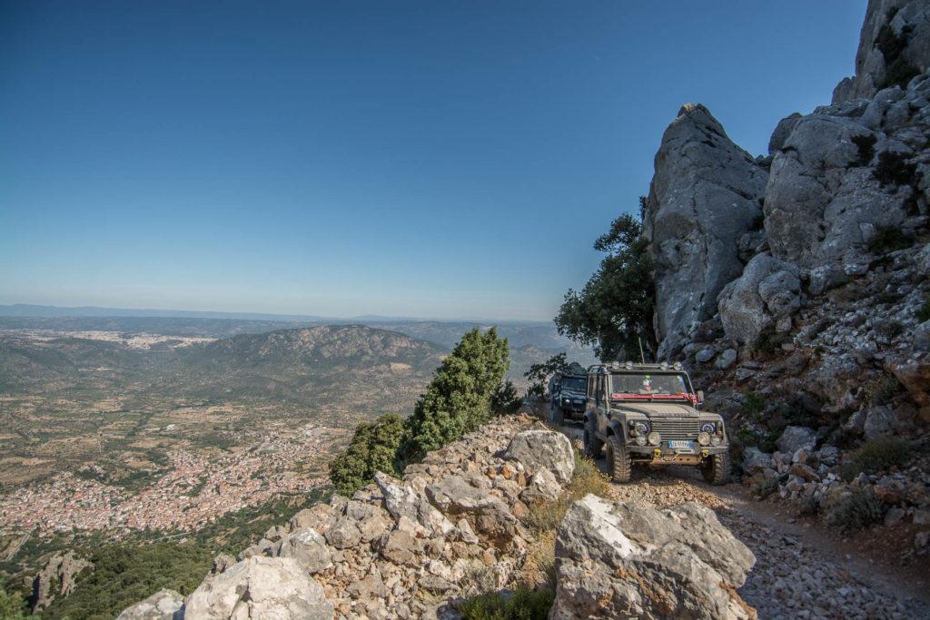 Land Rover Tour Sardegna 2020 – Tappa 03 – Land Rover Experience Italia – Registro Italiano Land Rover-79