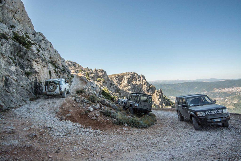 Land Rover Tour Sardegna 2020 – Tappa 03 – Land Rover Experience Italia – Registro Italiano Land Rover-89