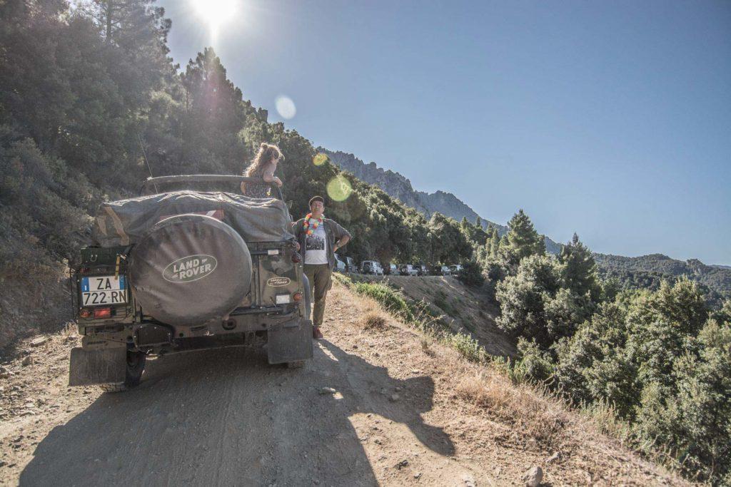 Land Rover Tour Sardegna 2020 – Tappa 03 – Land Rover Experience Italia – Registro Italiano Land Rover-90