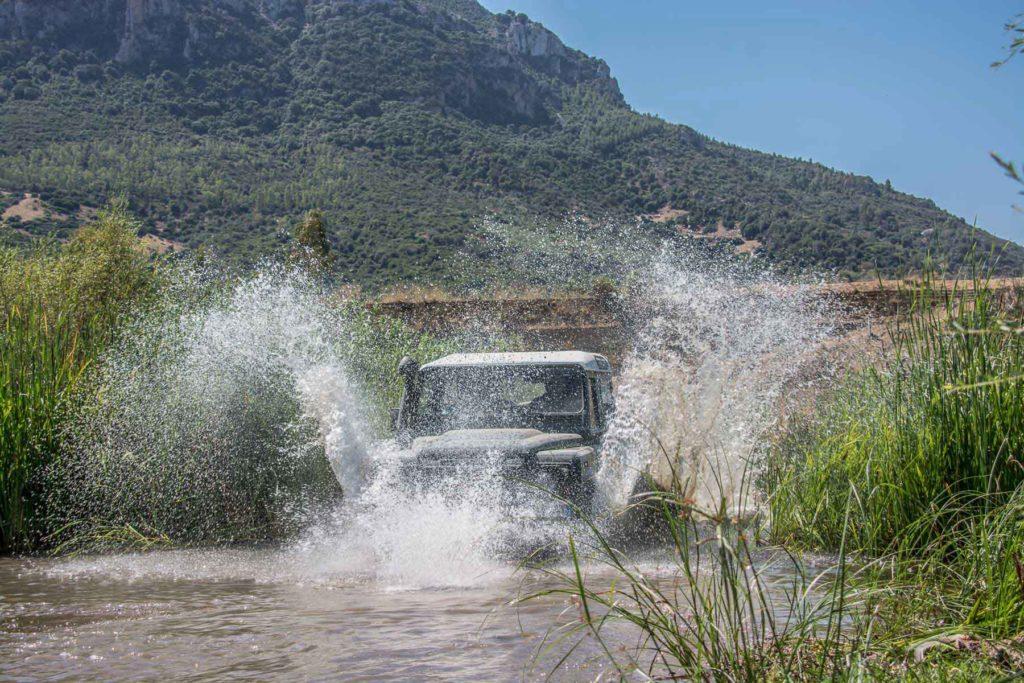 Land Rover Tour Sardegna 2020 – Tappa 04 – Land Rover Experience Italia – Registro Italiano Land Rover