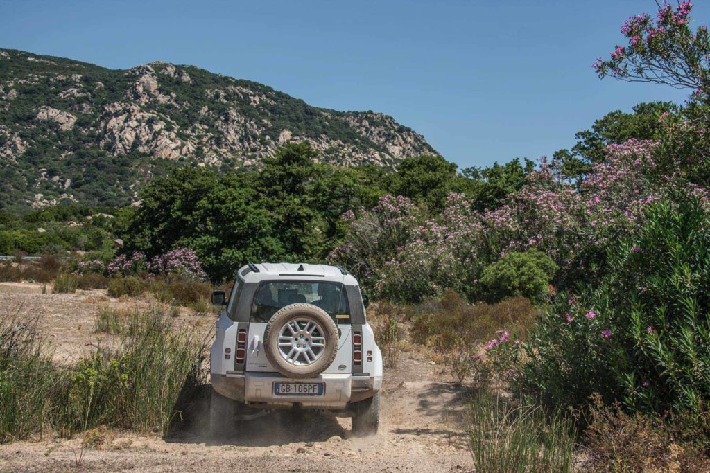 Land Rover Tour Sardegna 2020 – Tappa 04 – Land Rover Experience Italia – Registro Italiano Land Rover-17