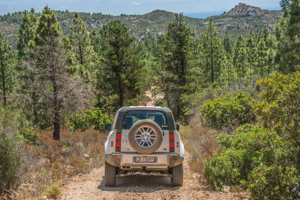 Land Rover Tour Sardegna 2020 – Tappa 04 – Land Rover Experience Italia – Registro Italiano Land Rover-28