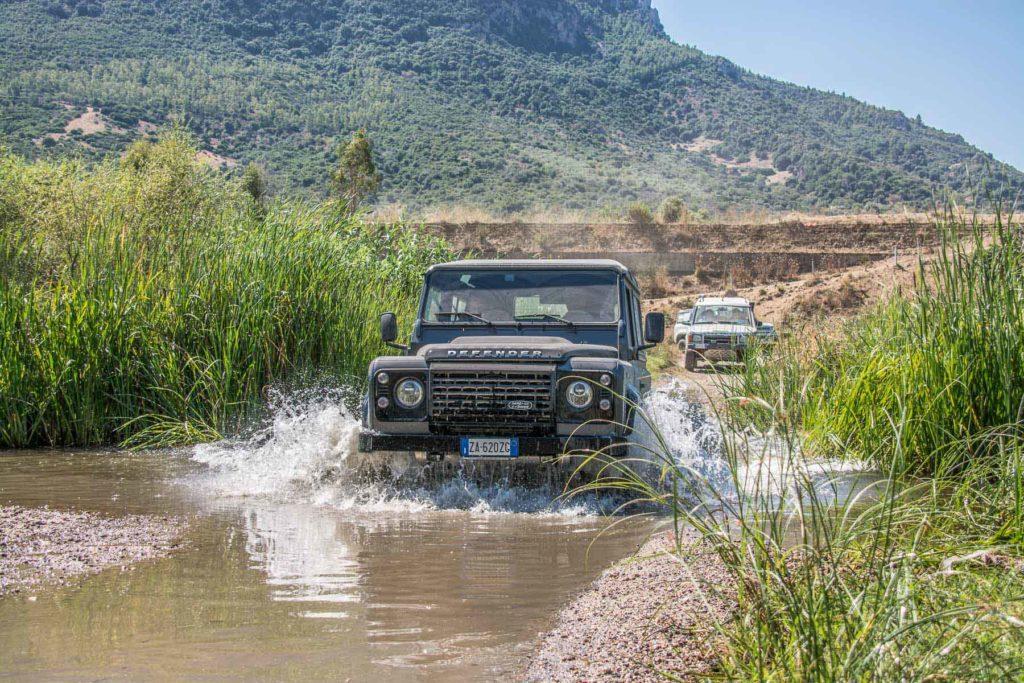 Land Rover Tour Sardegna 2020 – Tappa 04 – Land Rover Experience Italia – Registro Italiano Land Rover-32