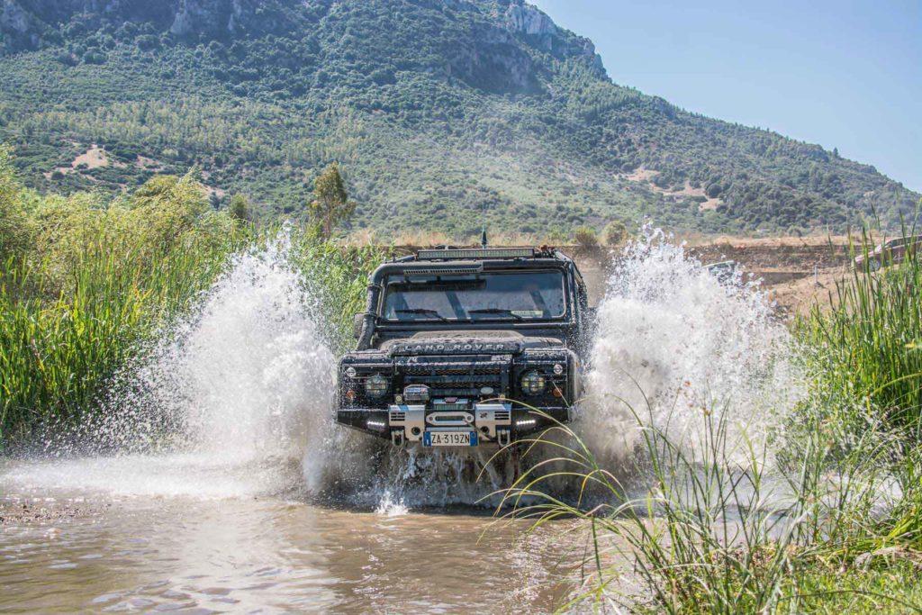 Land Rover Tour Sardegna 2020 – Tappa 04 – Land Rover Experience Italia – Registro Italiano Land Rover-34