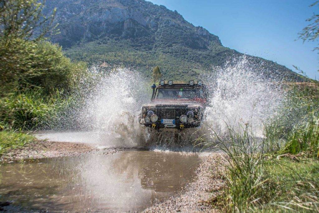 Land Rover Tour Sardegna 2020 – Tappa 04 – Land Rover Experience Italia – Registro Italiano Land Rover-36